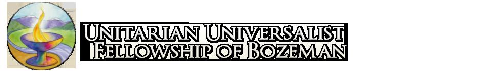 Unitarian Universalist Fellowship Bozeman Logo